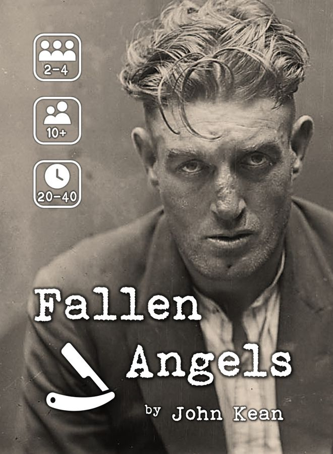 Side Room Games Card Game NEW Fallen Angels